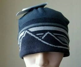 NWT Columbia Gray Alpine Pass Beanie Ski Hat One Size Unisex - $17.50