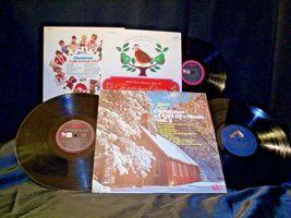 3 Christmas Records-The 12 Days of Christmas, A Christmas a Gift of Music Vol 3 image 3