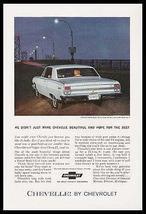 Chevrolet Chevelle Malibu Super Sport Coupe 1964 Automobile Ad - $10.99