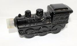Locomotive Train After Shave Decanter Bottle Vintage 1970s Avon Collectible - $3.95