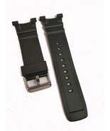 Black Rubber Replacement for Armitron Watch Band Strap 8254 8309 40/8254... - $17.99
