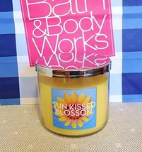 Bath & Body Works Slatkin & Co. SUN KISSED BLOSSOM Scented Candle, 4.0 oz - $35.00