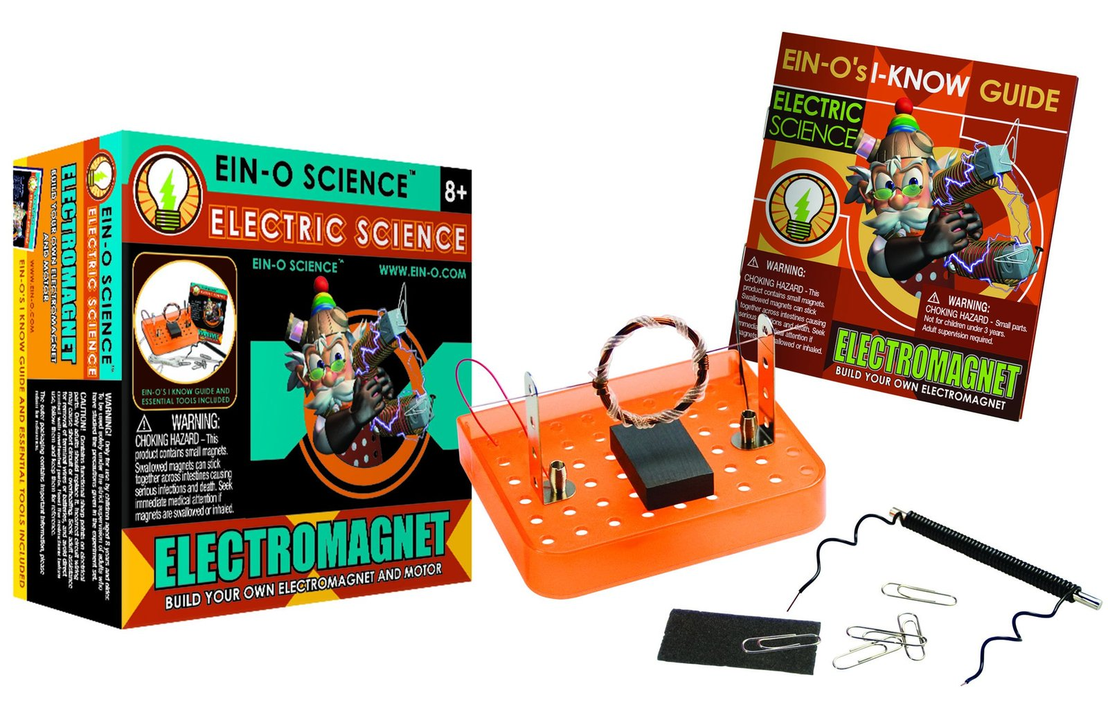 Electric Science - Electromagnet