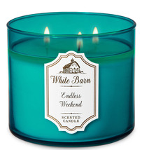White Barn Endless Weekend Three Wick 14.5 Ounces Scented Candle - $22.49
