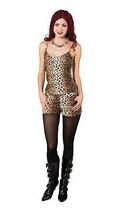 Leopard Hotpants, Damen, 70s/80s, Kostüm - $14.25