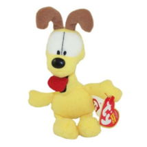TY Beanie Baby - ODIE the Dog DVD Exclusive Small Beanie - 7 x 2 inch - $11.77