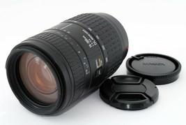 Sigma DL Macro Super 70-300mm f/4-5.6 Lens for Minolta/Sony-A [excellent] #608 - $66.00