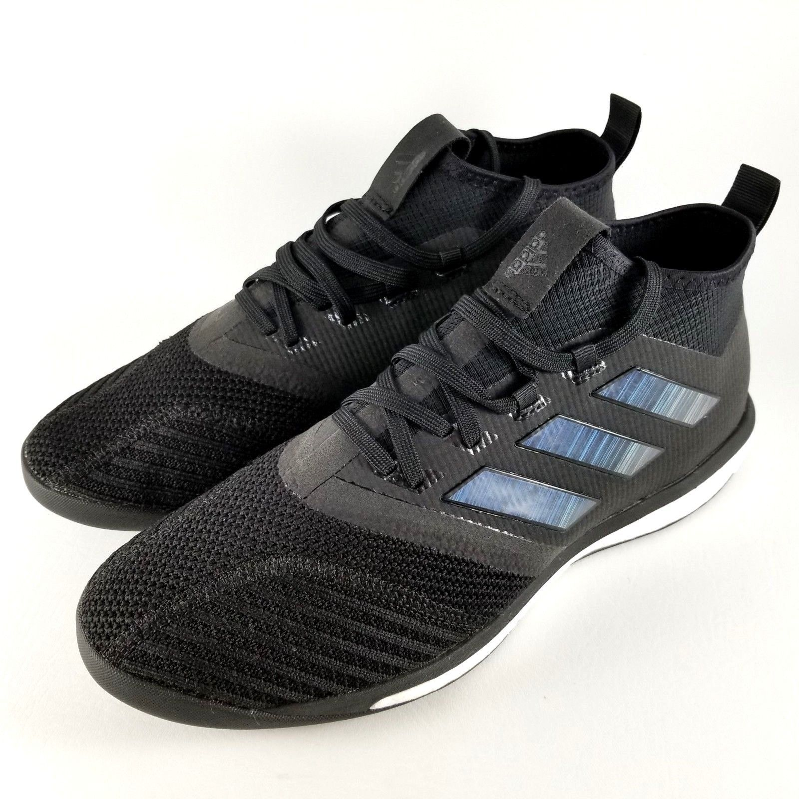 8a92d5a07 57. 57. Previous. adidas Ace Tango 17.1 TR Trainer Indoor Soccer Cleats  Size 9.5 Mens Black White