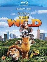 Disney The Wild (Blu-ray/DVD) (2004)