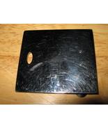 "Elna Slide Plate 2 1/2"" x 2 3/4"" w/ Spring Clip - $5.00"