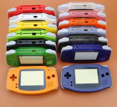Plastic Shell cover for GBA Console Housing Shell Case + Screen Lens Pro... - $18.99