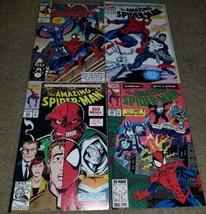 1 2 3 4 Marvel Amazing Spider-man 353 358 366 376 NM Red Skull Punisher ... - $1.99