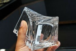 """Rosenthal Crystal Twisted Art Candle Holder Studio Linie Germany 3 1/4"""" ... - $24.74"""