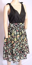 Rare Maeve Anthropologie Vacation French Isles Fish Turtle Bora Bora Print Dress - $75.99