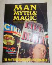 Man Myth Magic Magazine Part 2 Life After Death Encyclopedia of the Supe... - $7.99