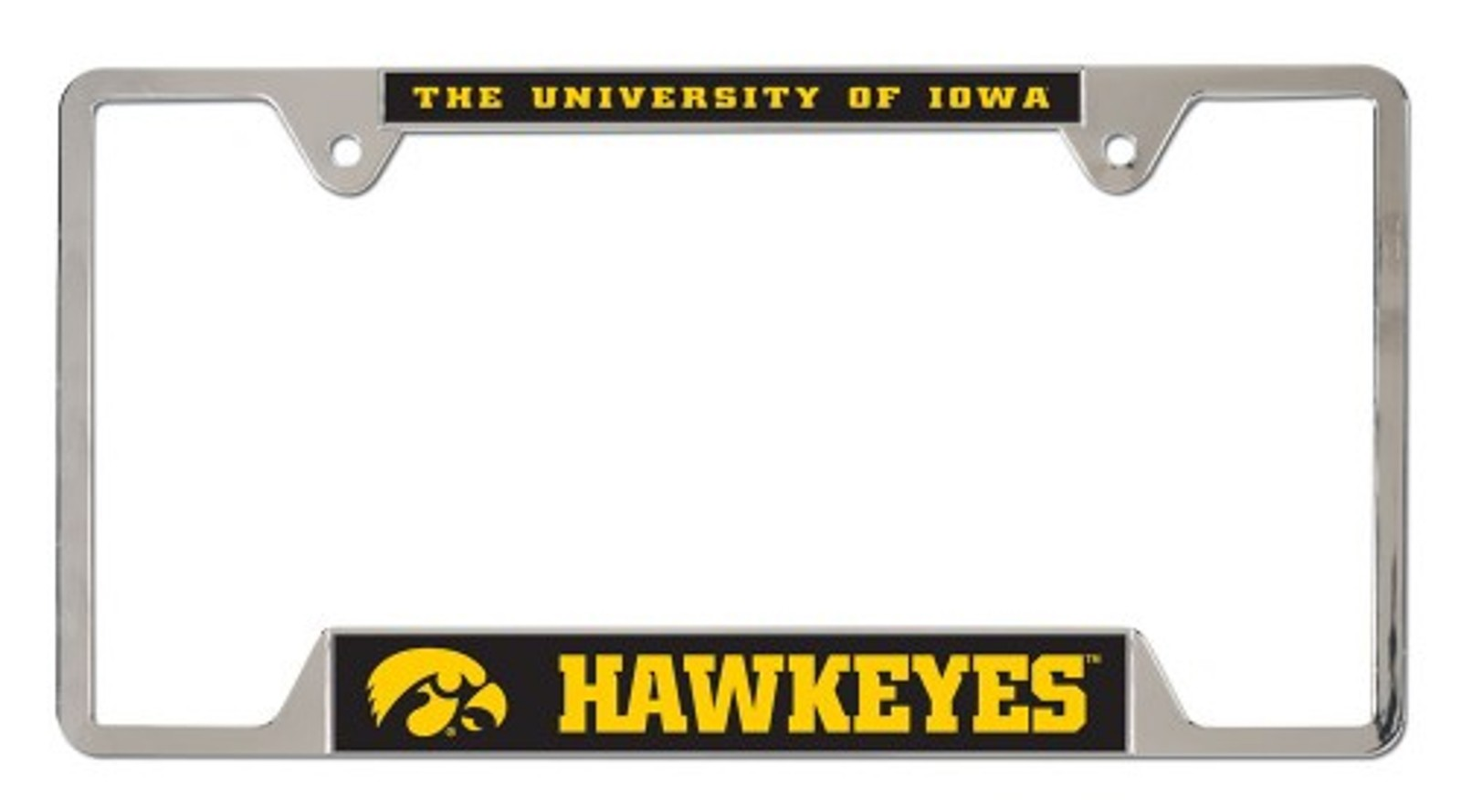 Frame   metal   iowa hawkeyes