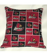 University Of Louisville Pillow The Ville HANDMADE In USA NCAA Pillow - $9.99