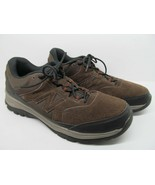 New Balance MW769BR Mens Brown Perforated Suede Walking Shoes Size US 11... - $43.22