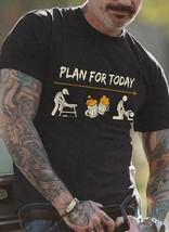 Carpenter Plan For Today Men T-Shirt - $12.99