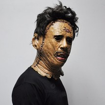 The Texas Chainsaw Massacre Leatherface Masks Scary Movie Cosplay Hallow... - $42.86 CAD