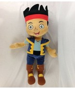 """Jake and the Neverland Pirates 26"""" Giant Plush Toy Just Play Disney Jr - $28.04"""