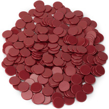Solid Red Bingo Chips, 300-pack - $19.19