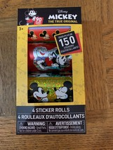 Mickey The True Original Sticker Rolls - $14.73