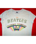 Beatles Babydoll T-Shirt Magical Mystery Tour Size XS - $12.99