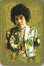 Jimi Hendrix Vinyl Sticker Jacket Photo New - $7.52