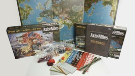 Avalon Hill Axis & Allies Board Game 1942 The World is at War - $50.00
