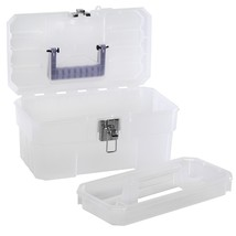 Akro-Mils 09514 CFT 14-Inch Plastic Art Supply Craft Storage Tool Box, S... - $26.41 CAD