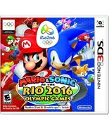 Mario & Sonic at the Rio 2016 Olympic Games - Nintendo 3DS Standard Edition - $54.72