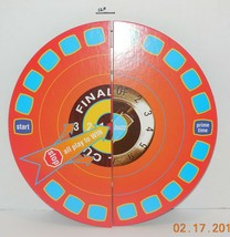 Screenlife TV edition Scene it DVD Board Game Replacement Game Board - $9.50