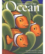 Somewhere in the Ocean [Hardcover] by Ward, Jennifer; Marsh, T. J.; Spen... - $16.00
