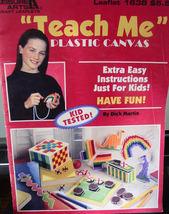 Teach me plastic canvas thumb200