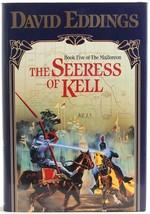 David Eddings The Seeress of Kell Book 5 The Malloreon HC Like New - $5.00