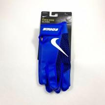 New Unisex Nike Force Edge Baseball Batting Gloves Size XL - $25.64