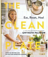 Gwyneth Paltrow 2019 The Clean Plate 1st Edition Hardcover Cook Book - $24.74