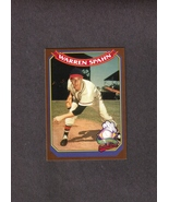 1994 Warren Spahn Mr. Turkey Card - $1.00