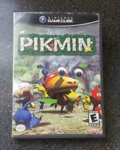 Pikmin (Nintendo GameCube, 2001) Complete w/ Game, Manual & Case - Teste... - $32.00