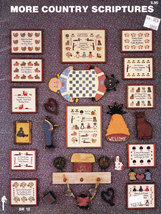 Cross Stitch More Country Scriptures Bk 10 - $5.95