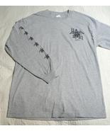 Long Sleeve Hawaiin T-Shirt w/ Sea Turtles - Gray - $19.99