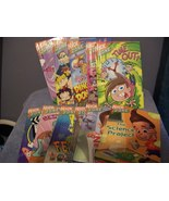 Nick Zone Childrens Cartoon Series Books set of 11 - $11.00