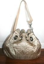 $1,300. Authentic Christian Dior Paris Quilted Cannage Shoulder Hobo Bag Purse - $544.50