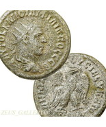 PHILIP I Tetradrachm. Large Ancient Roman Empire Coin. Antioch mint. Pri... - $179.10