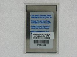 MEM3600-4FC 4MB Flashcard For 3640/3660 Ram Memory Upgrade (Memory Masters) - $29.69