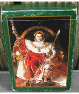 Jeu Napoleon 1er De 54 Cartes Playing Cards - $24.99