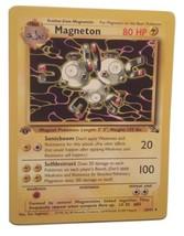 Pokemon Card - 1st Edition Magneton - (26/62) Fossil Set Rare ***NM*** - $5.99