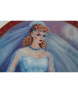 "Barbie ""Bride to Be"" The Danbury Mint Mattel Susie Morton 1959 Plate - $14.99"