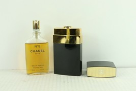 Vintage Chanel No 5 Paris France Eau de Parfum 50ml 1.7fl oz bottle with... - $98.95